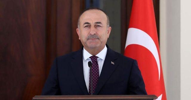 Dışişleri Bakanı Çavuşoğlu, Lübnan İçişleri Bakanı Hassan ile görüştü