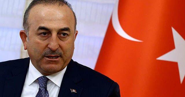 Dışişleri Bakanı Çavuşoğlu'ndan tebrik telefonu