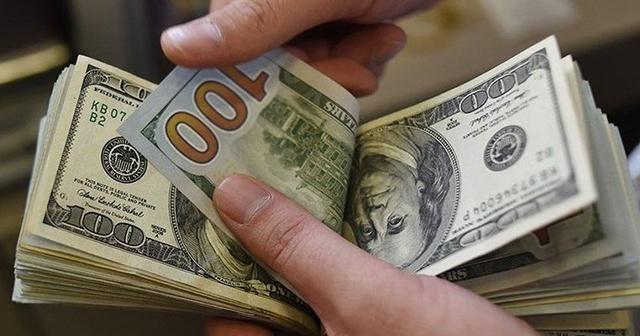 Dolarda düşüş devam ediyor! 4 ayın en düşük seviyesini gördü