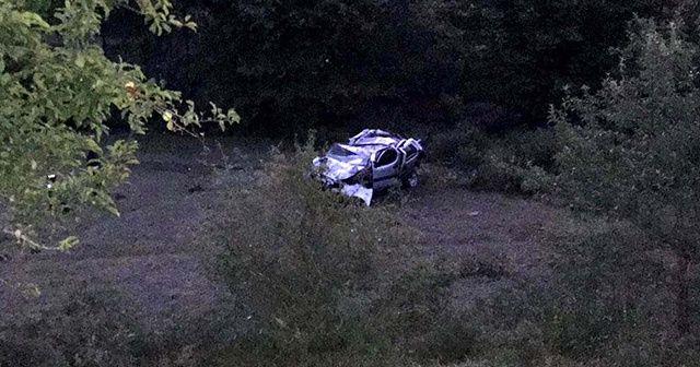 Düğün dönüşü kazada 2 kişi hayatını kaybetti