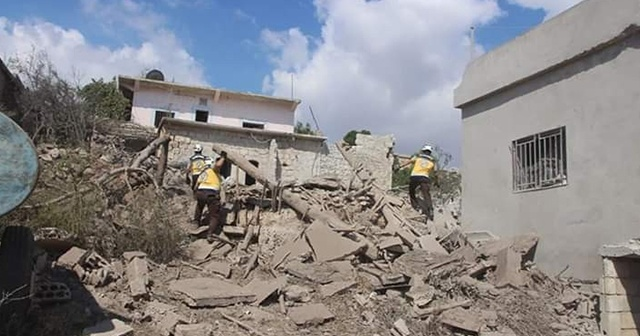 Esad rejiminden İdlib'e saldırı: 1 ölü, 5 yaralı
