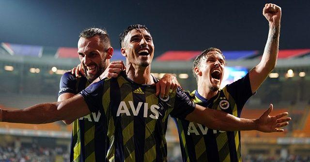 Fenerbahçe'den muhteşem geri dönüş