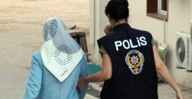 FETÖ'nün bölge ablası Trabzon'da yakalandı