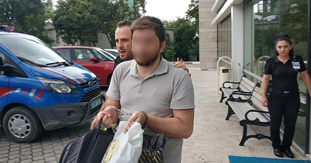 FETÖ'nün örgüt evinde yakalanan şahıs tutuklandı
