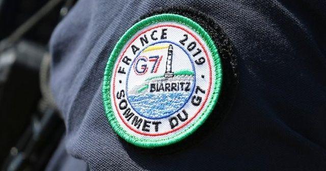 Fransa'da G7 öncesi 'sosyal medya' operasyonu