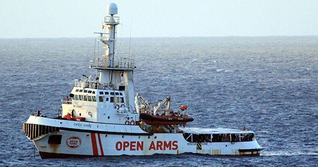 Fransa, Open Arms'dan 40 mülteciyi kabul edecek