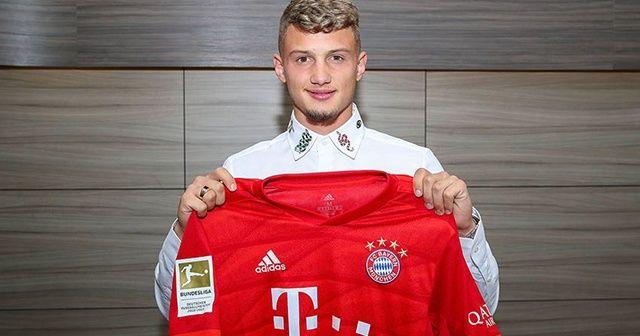Fransız genç oyuncu Cuisance Bayern Münih'te
