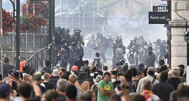 G7 Zirvesi kapsamında 19 kişi daha gözaltına alındı