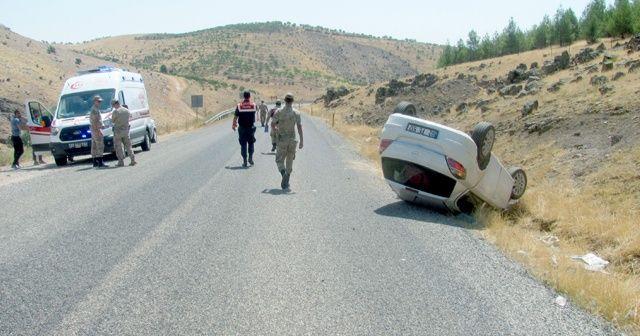 Gaziantep'te feci kaza: 2'si çocuk 4 yaralı