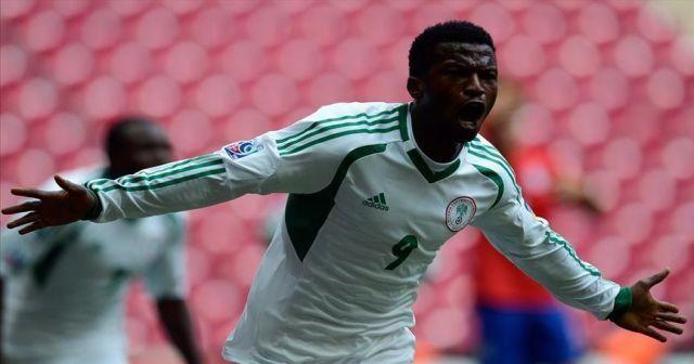 Gazişehir Gaziantep'e Nijeryalı golcü
