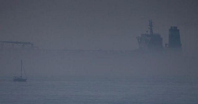 Grace 1 adlı tanker serbest