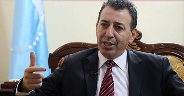 """Irak Devlet Bakanı Maruf: """"Biz Türkmenler hiçbir zaman adaletsizlik yapmadık"""""""