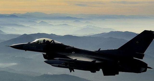Irak kuzeyinde 2 terörist etkisiz hale getirildi