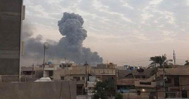Irak'ta Haşdi Şabi üssüne İHA ile saldırı düzenlendi
