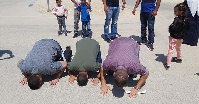 İsrail, Filistinli mahkumu 6 yıl sonra serbest bıraktı