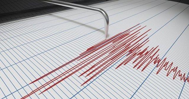 Japonya'da 6,3 büyüklüğünde deprem