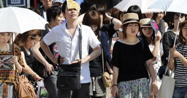 Japonya'da sıcaktan ölenlerin sayısı 57'ye yükseldi