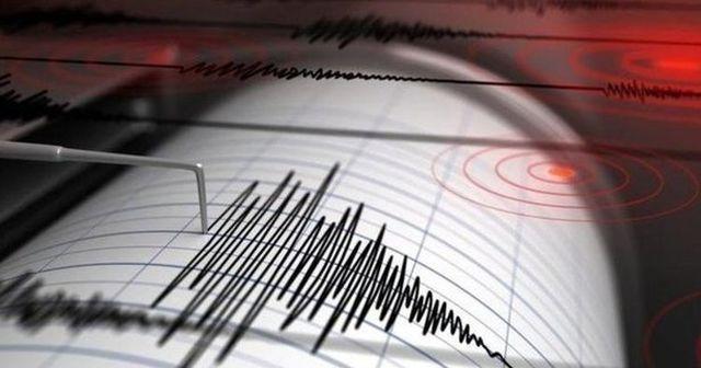 Kahramanmaraş Elbistan'da deprem oldu