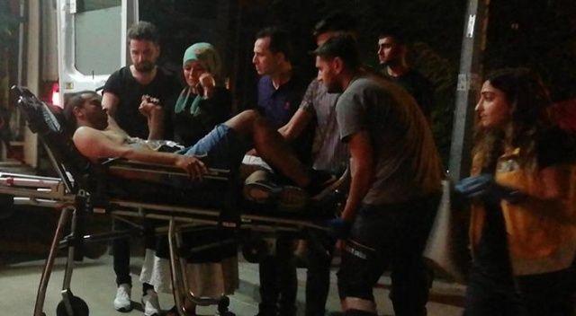 Kocaeli'de silahlı kavga: 2 yaralı