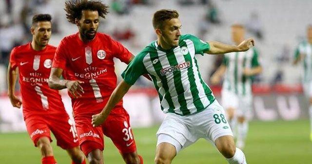 Konyaspor 2-2 Antalyaspor