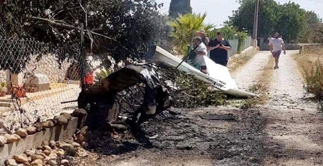 Küçük uçakla helikopter çarpıştı: 1'i çocuk 5 ölü