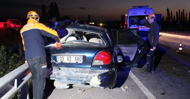 Kütahya'da katliam gibi kaza: Ölü ve yaralılar var