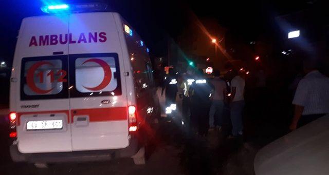 Kütahya'da trafik kazası, yaralılar var