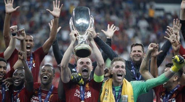 Liverpool, kupasını böyle aldı
