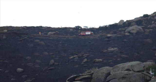 Marmara Adası'ndaki orman yangını soruşturmasında 2 tutuklama