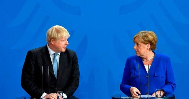 Merkel'den net açıklama: Yeniden müzakere edilmeyecek