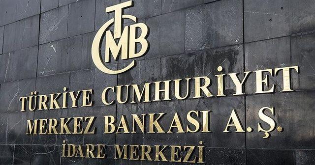 Merkez Bankası'ndan swap piyasasına ilişkin açıklama
