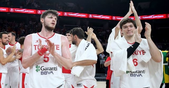 Milli basketbolcular son provasını Çin'de yapacak