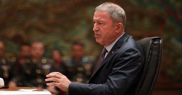 Milli Savunma Bakanı Akar: 'İkinci bataryanın temini yarın başlıyor'