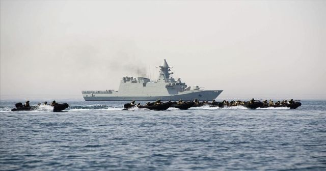 Mısır ve Çin'den Akdeniz'de ortak tatbikat