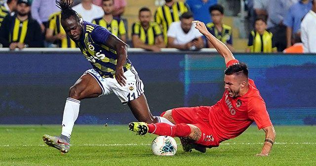 Moses'tan Fenerbahçe'ye kötü haber