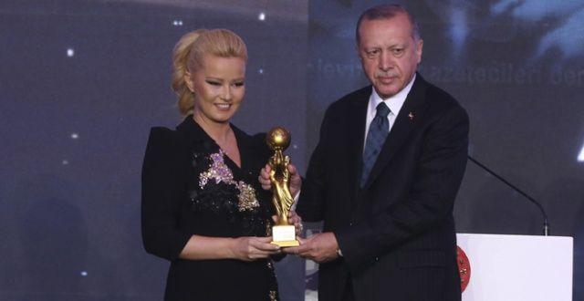 Müge Anlı'ya 'Yılın En İyi Reality Haber Programı' ödülü