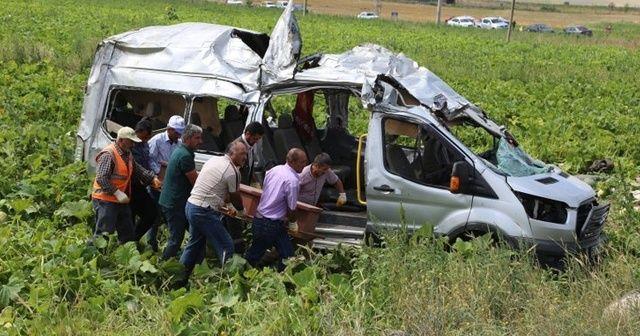 Nevşehir'deki trafik kazasına karışan TIR şoförü tutuklandı