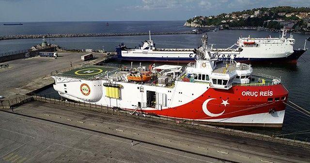 Oruçreis Doğu Akdeniz yolunda