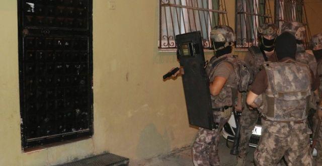 Özel Harekat destekli PKK operasyonu: 23 gözaltı