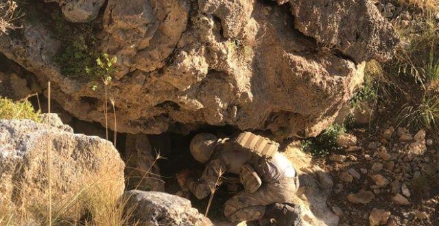 PKK'lı teröristlere 'Kıran Operasyonu' ile darbe indirildi