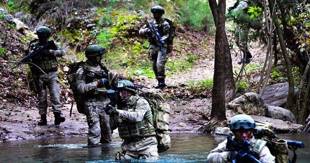PKK'ya bir darbe daha! 3 terörist etkisiz hale getirildi