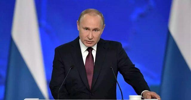 """Putin'den Rus ordusuna """"ABD'ye cevap verin"""" talimatı"""