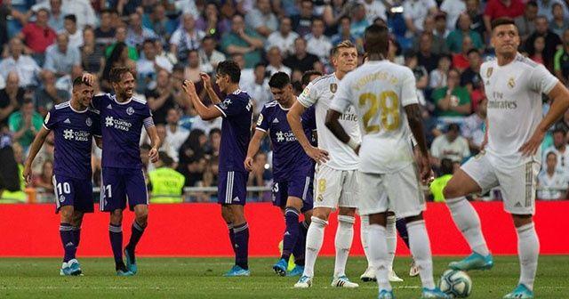 Real Madrid'den ikinci haftada puan kaybı