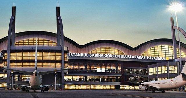 Sabiha Gökçen Havalimanı'ndan yeni rekor
