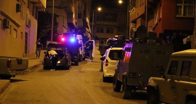 Siirt'teki saldırıda 1 kişi etkisiz hale getirildi, 1 polis de yaralandı