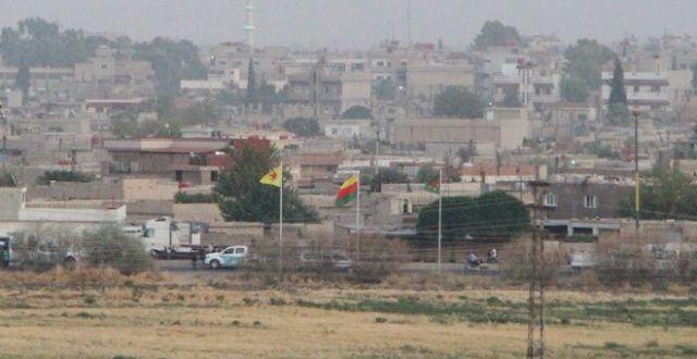 Sınırda YPG hareketliliği dikkat çekti