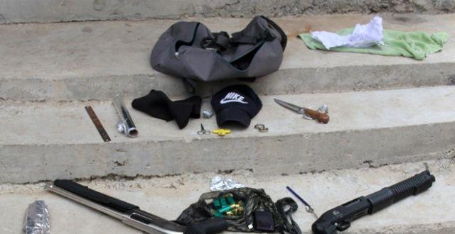 Sokakta bulunan silahlar faciaya neden oluyordu