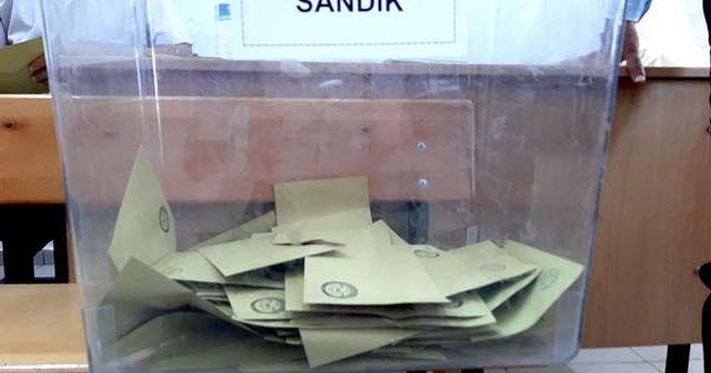 Suvarlı'da oy verme işlemi sona erdi