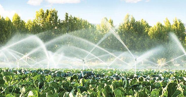 Tarımda su devrimi