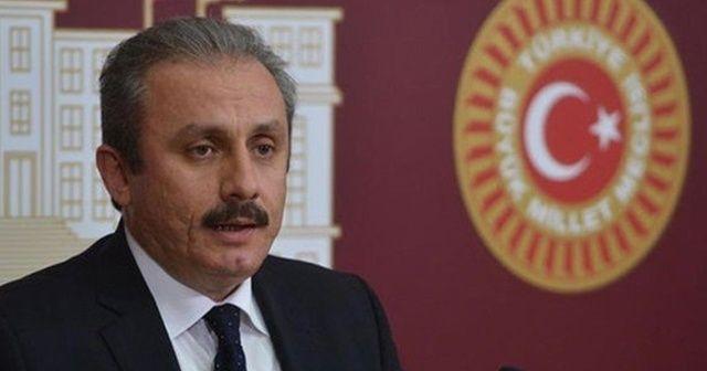 TBMM Başkanı Mustafa Şentop'tan bayram mesajı